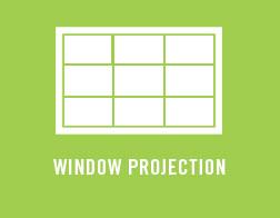 Window-Projection