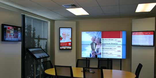Custom-Solution We Provide cost effective Digital Signage ...